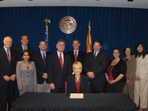 Bill Signing 1
