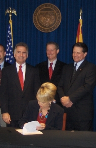 Bill Signing Cropped